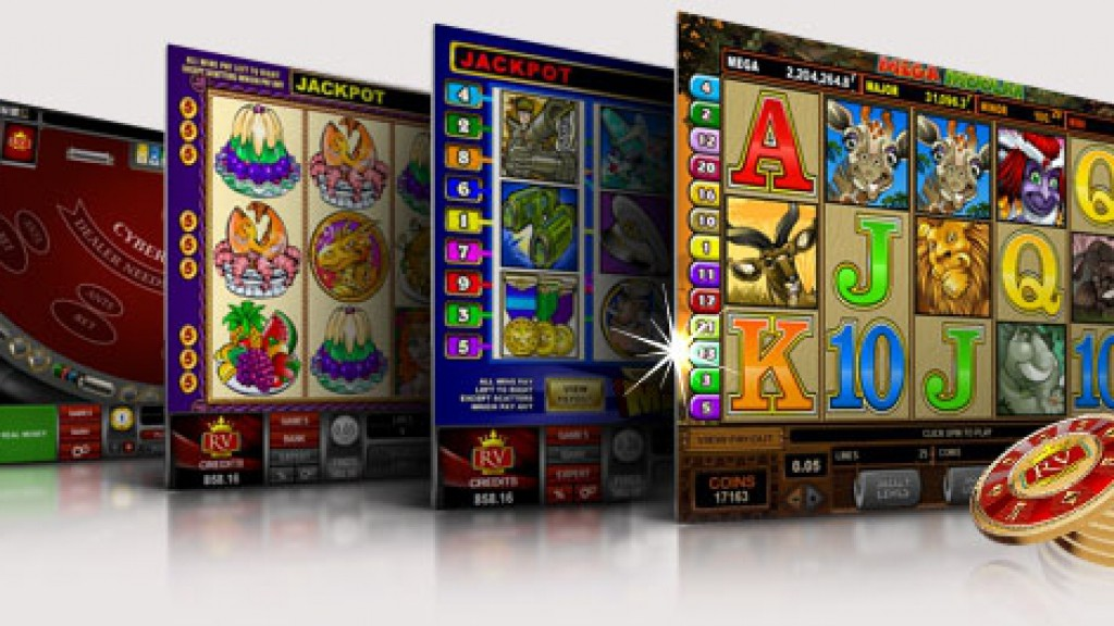 On line gambling slot gambling and problems